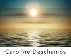 Caroline Deschamps Logo